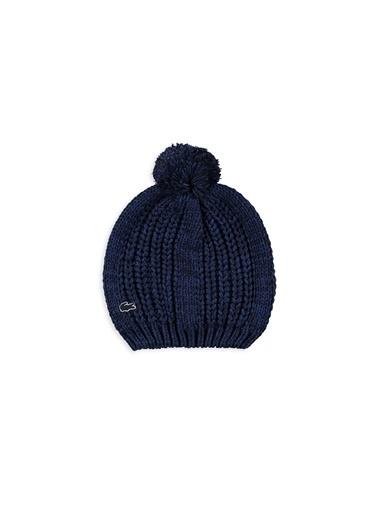 Lacoste Şapka Lacivert